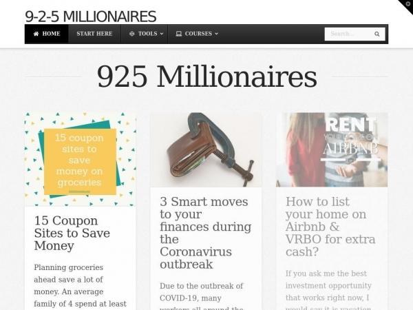 925millionaires.com