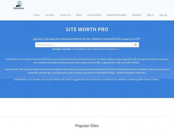 siteworthpro.com